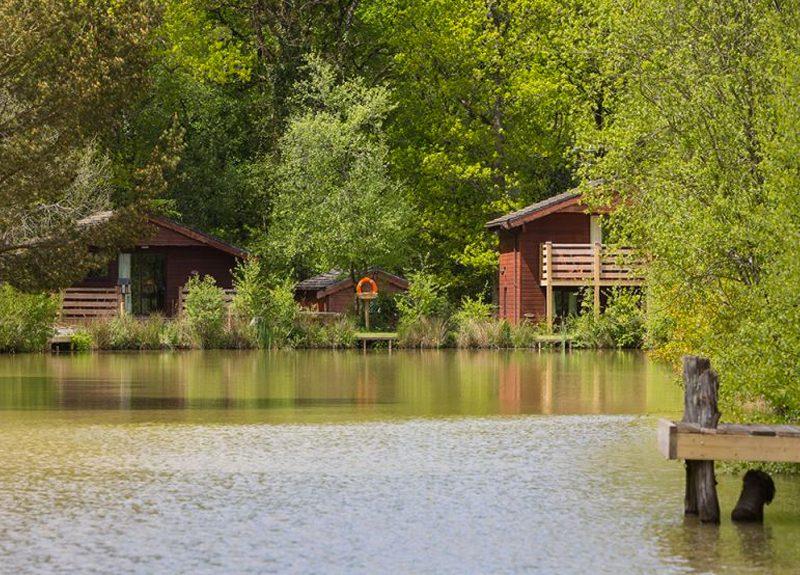 Seven Coarse Fishing Lakes In A Peaceful, Idyllic Setting