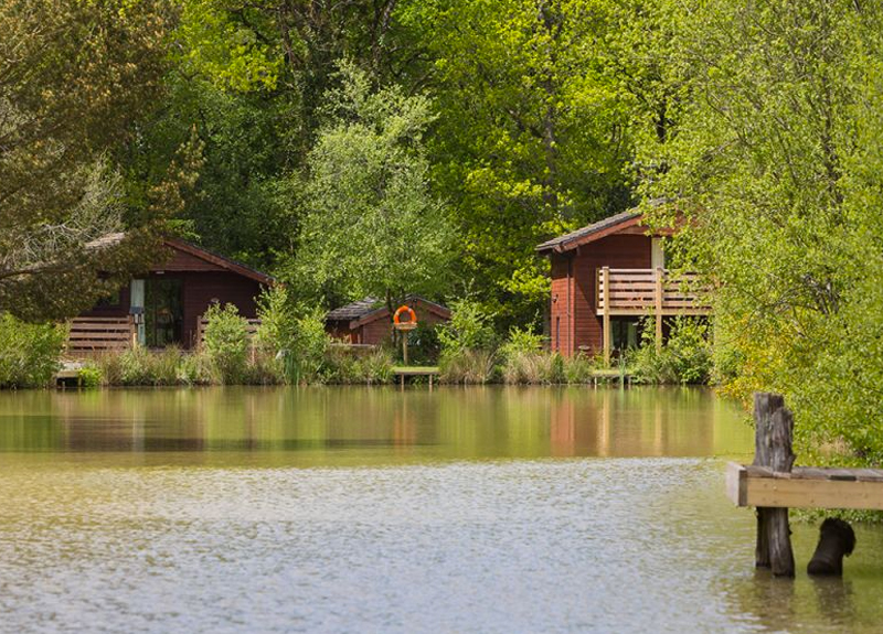 Seven Coarse Fishing Lakes In A Peaceful, Idyllic Setting