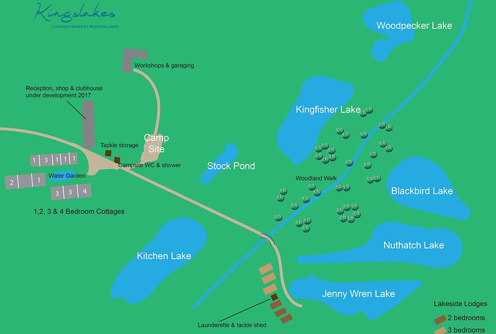The Totally Refurbished Facilities At Kingslakes