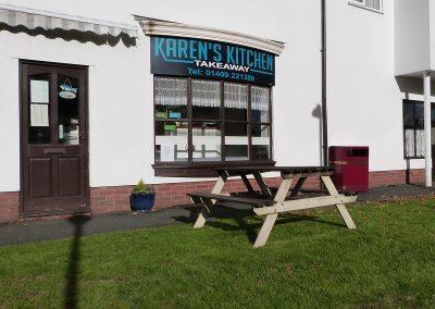 Karen's Kitchen Fish and Chip Shop